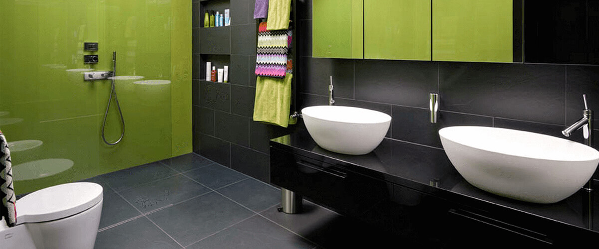 Choose Colours for your Bathrooms