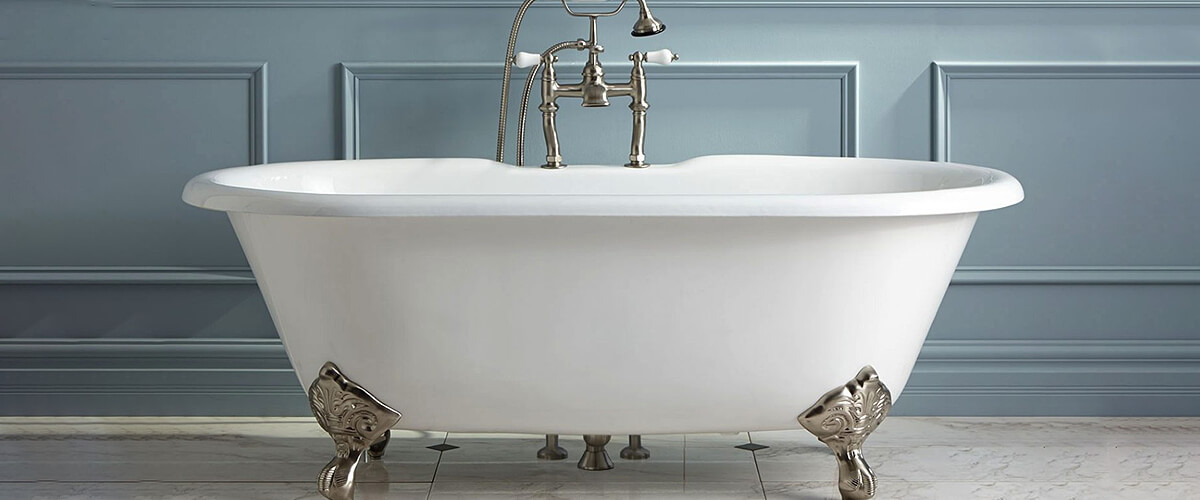 Steel Bath or Acrylic Baths